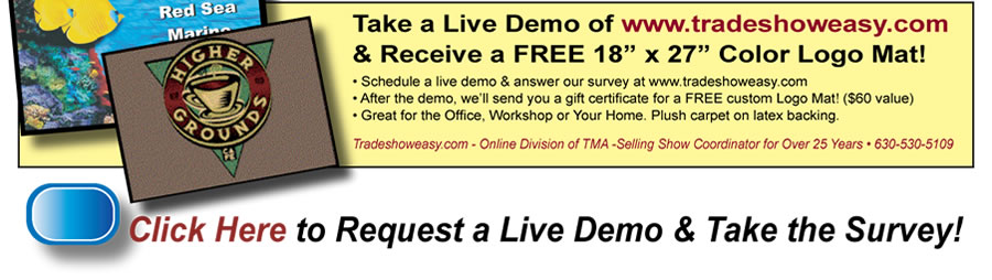 Click Here to Request Live Demo & Take the Survery!
